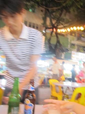 マレーシア:アロー通り 屋台街 (7).JPG